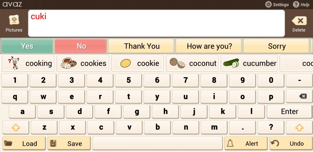 phonetic match and spell check in AAC
