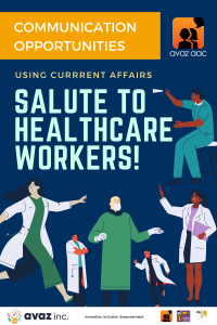 Salute to Healthcare Workers with AAC