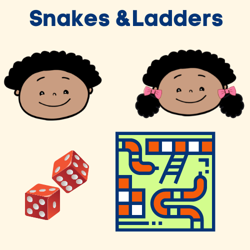 Snakes & Ladders Image