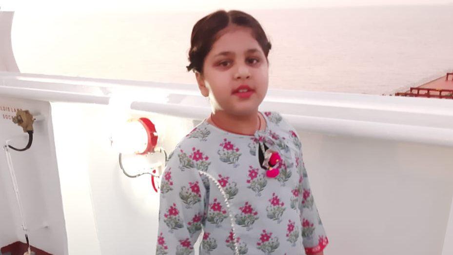 Tanisha (Juhi's daughter)