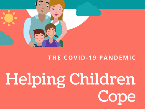 Helping children cope during Covid-19
