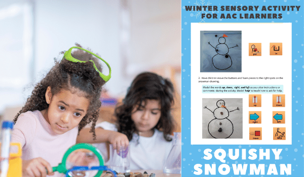 Inclusive winter ideas with AAc