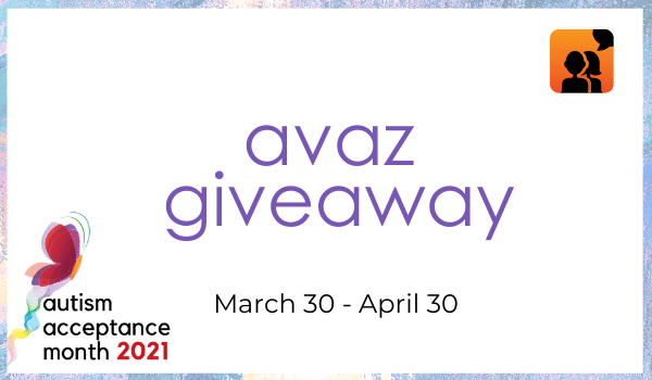 Avaz Giveaway