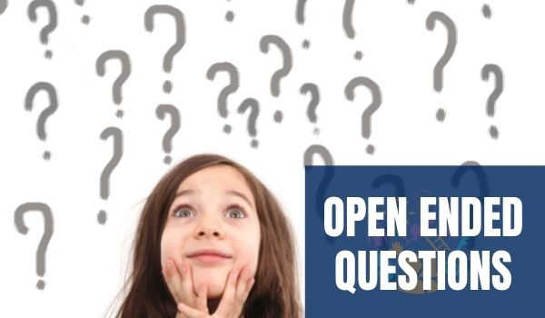 Open Ended Questions for AAC Learners